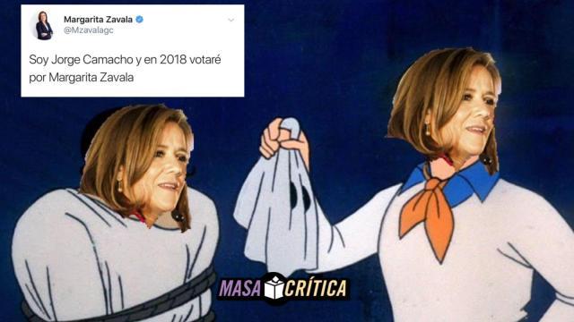 Quién es Jorge Camacho y por qué votará por Margarita Zavala