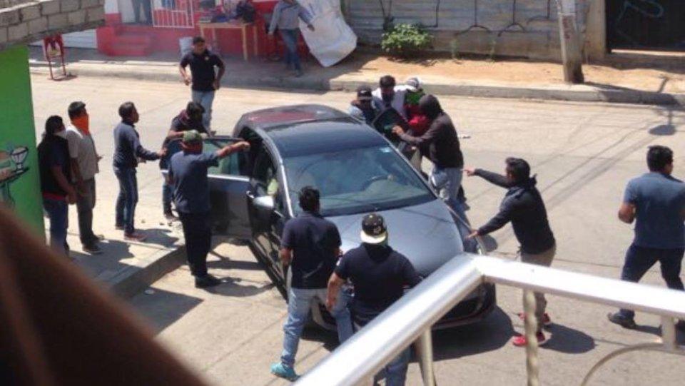 Enfrentamiento enter mototaxistas, no se sabe el número de heridos