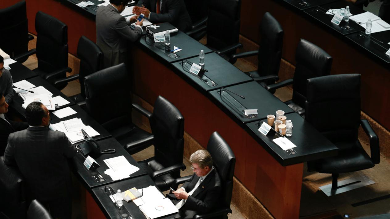 Senado aprueba Ley de Comunicación Social en la madrugada