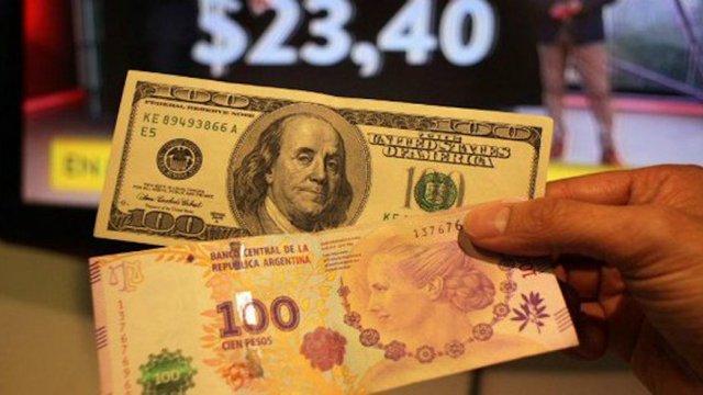 Argentina al borde de colapso económico