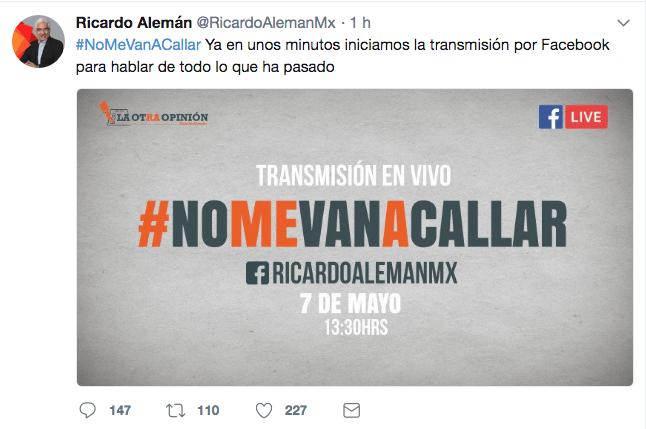 Paco Ignacio Taibo II Ricardo Alemán