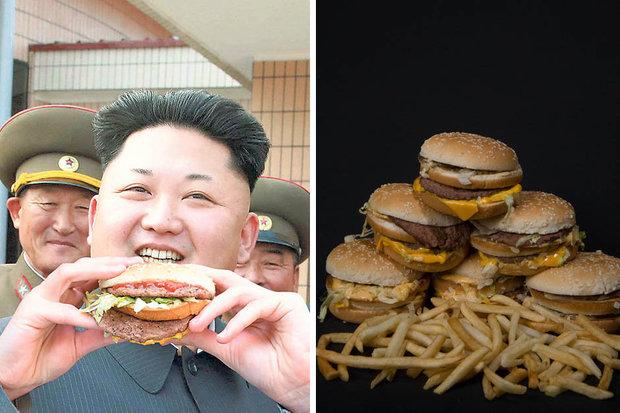Norcorea no dejará armas nucleares... tendrán hamburguesas