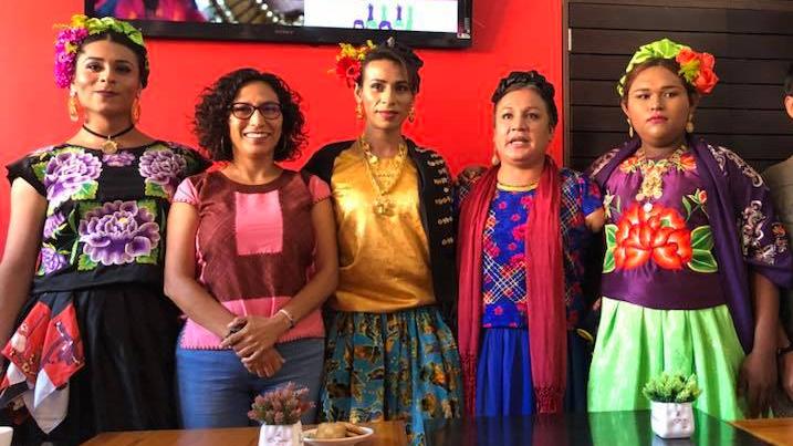 Candidatos Trans Oaxaca Frente Fraude