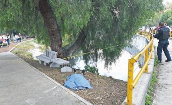 Se ahoga en Canal Nacional por querer evitar asalto