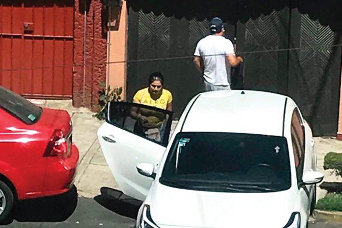 Colombianos Robo Casa CDMX Del Valle