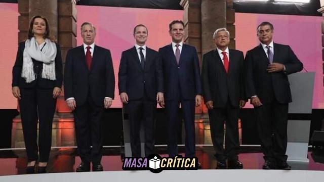 Esto fue lo que costó el primer debate presidencial del INE