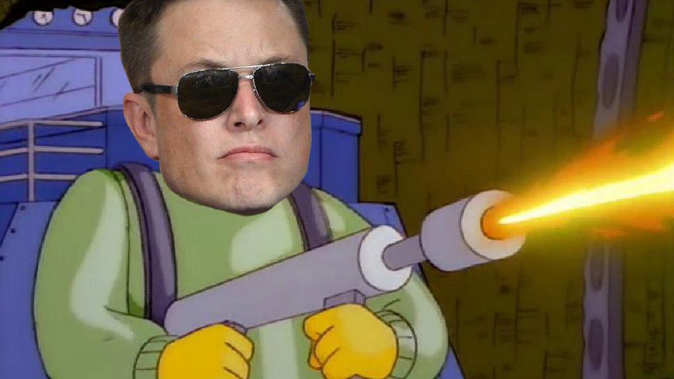 Elon Musk se está convirtiendo poco a poco en Hank Scorpio