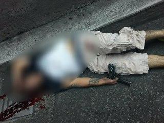 Presuntos Asaltantes Muertos Seat Delincuencia CDMX