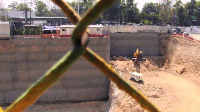 Vecinos temen que BeGrand siga construyendo en Copilco