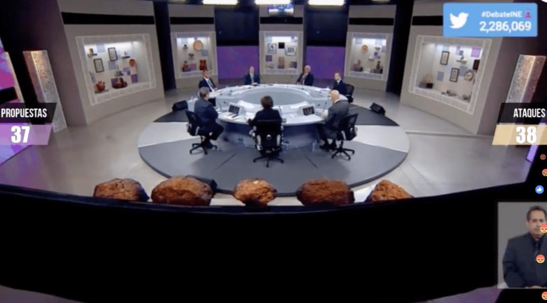 Todo lo que pasó en el tercer debate presidencial del INE
