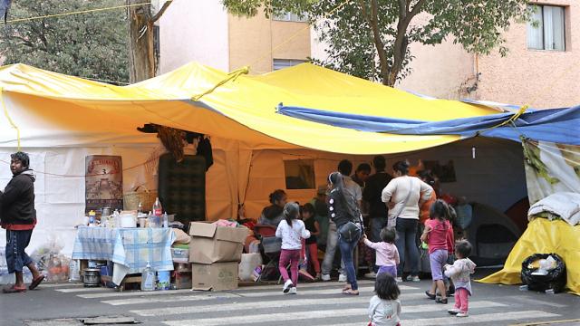 CDMX pide suspensión de cobros hipotecarios a damnificados