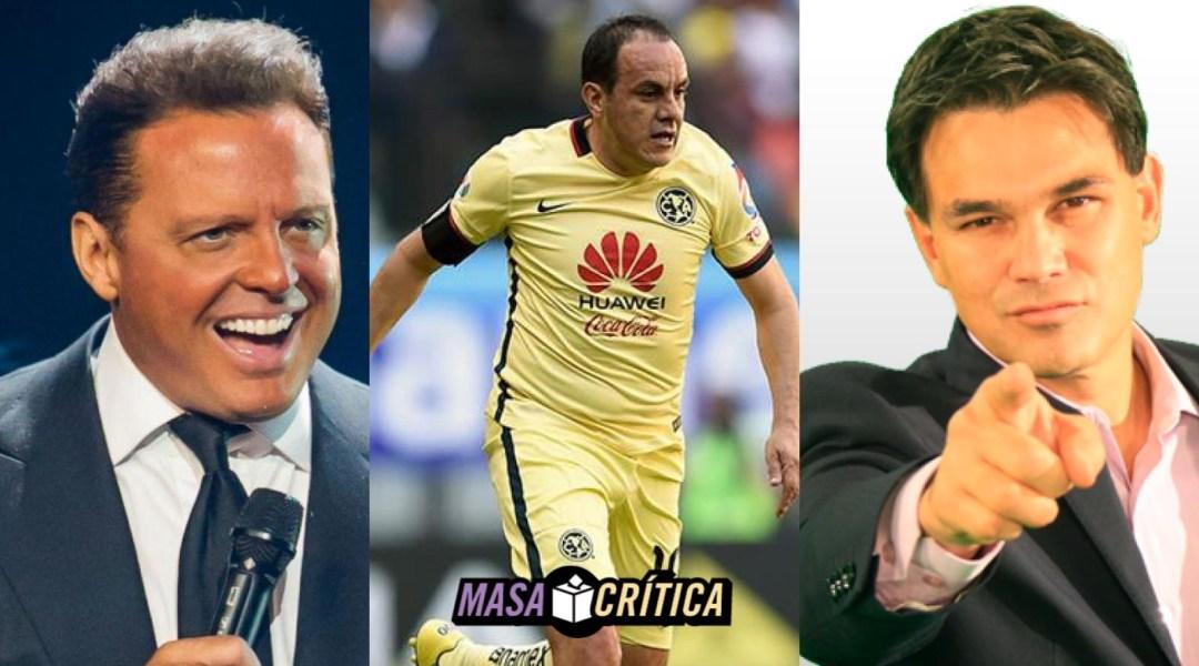 Debates en México: Luis Miguel, el Cuau y el Pato Zambrano