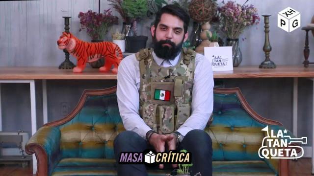 #LaTanqueta: programa de propaganda para Morena