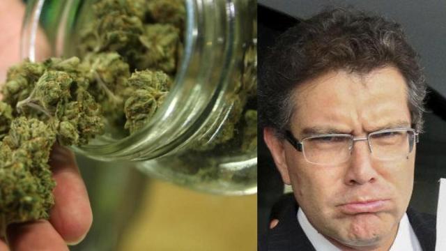 SCJN da amparo a Ríos Piter para consumo de marihuana