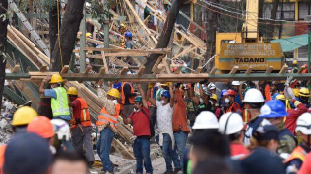 Damnificados del Multifamiliar explican porqué toman Tlalpan