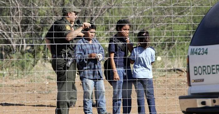 Crisis de derechos humanos en la frontera preocupa a México