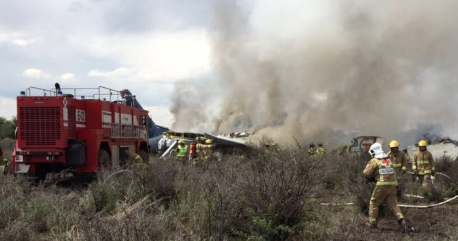 Ninguna víctima mortal en accidente de Durango