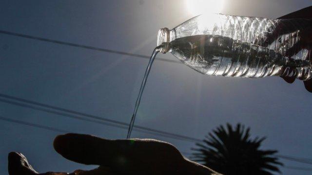 Mexicali enfrenta ola de calor: 55 grados de sensación térmica
