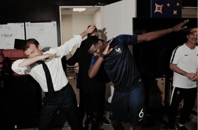 Francia, su racismo y sus migrantes, ahora campeones