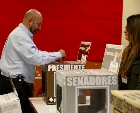 Resumen de la jornada electoral