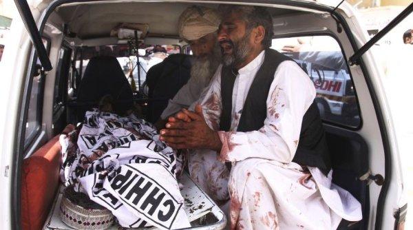 Atentados en Siria y Pakistán: 131 muertos