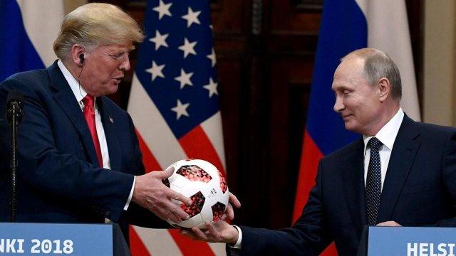 Qué pasó en la reunión de Trump y Putin en Helsinki