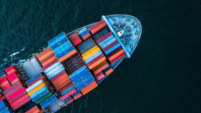 buque estadounidense primera víctima aranceles China