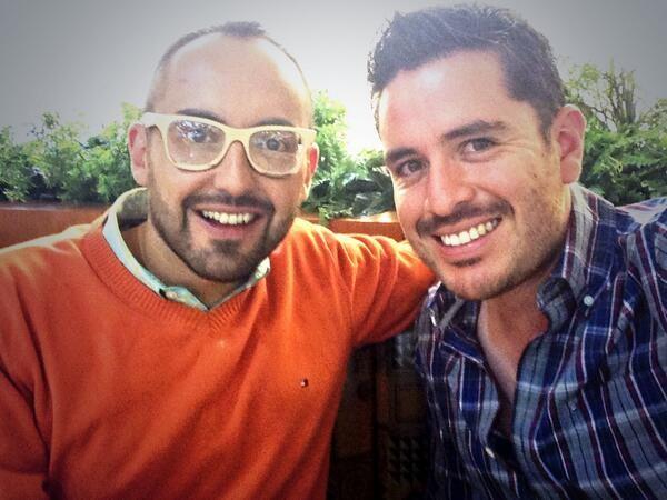 Mauricio Clarck: con ayuda de dios dejé de ser homosexual
