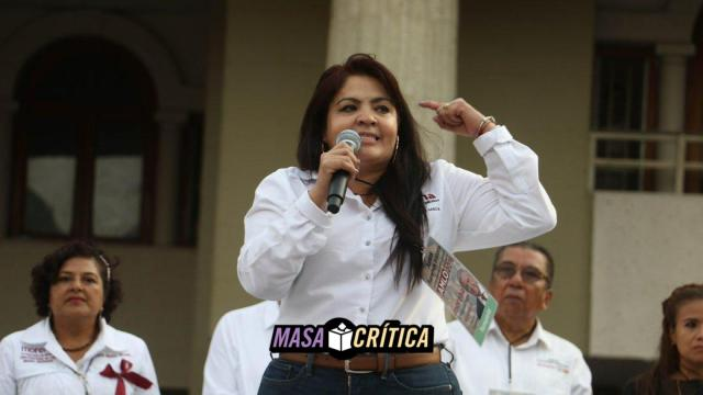 TEPJF multa al PRI por calumnias contra Nestora Salgado