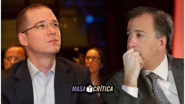 Meade y Anaya reconocen derrota en elecciones