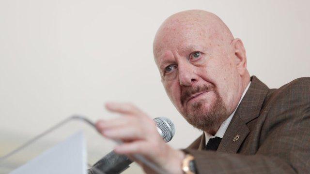 Mondragón y Kalb, el polémico asesor de Seguridad de AMLO
