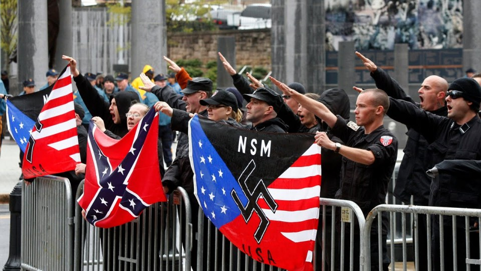 Con neonazis en las calles, no se vale ser sutil