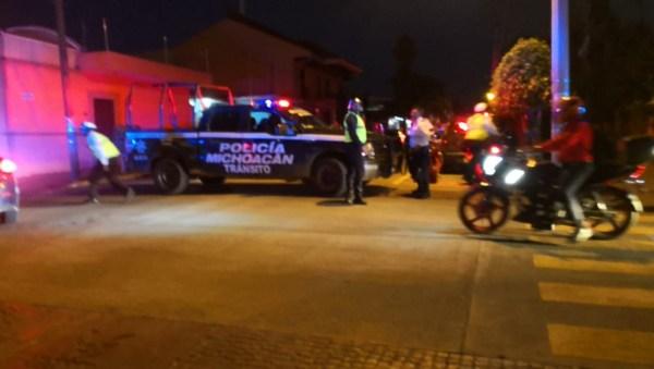 Comando armado mata a 7 en velorio en Uruapan