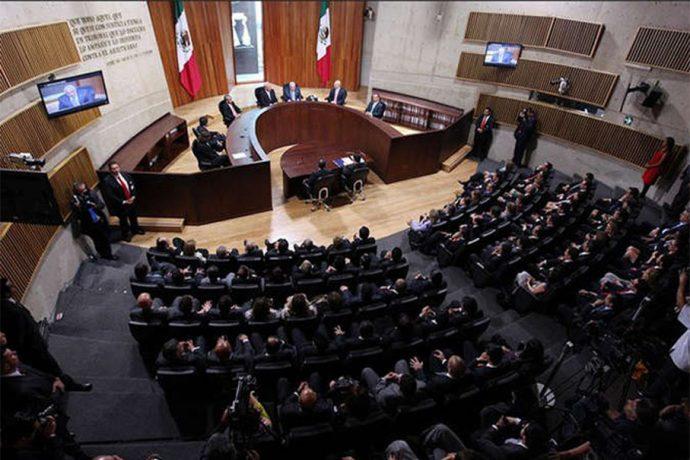 Ministros TEPJF ganan más, pero no hacen público patrimonio