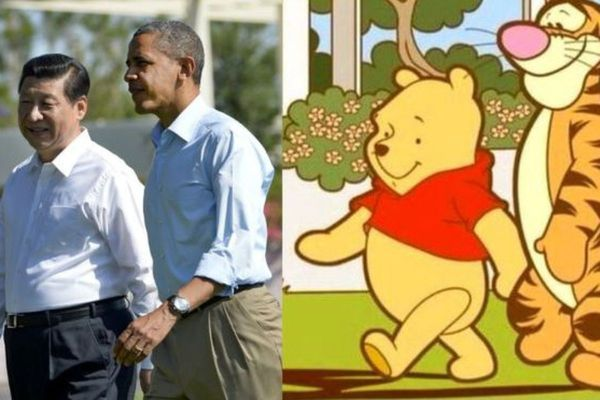 Xi y Obama se convirtieron en memes en China