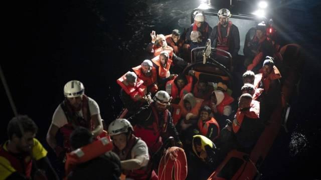Aquarius, España, Europa, Médicos Sin Fronteras Migrantes