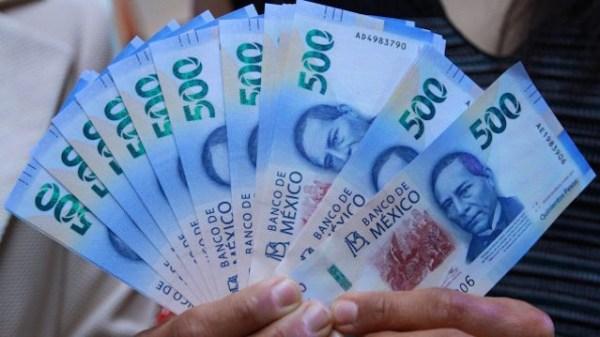 billete 500 pesos