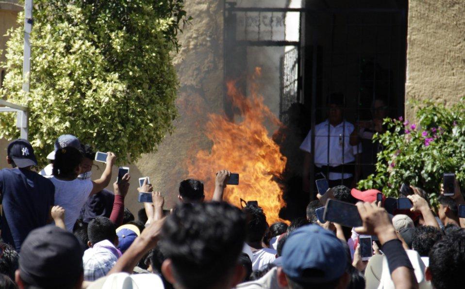 Linchan a dos en Puebla, los acusaron de 'robachicos', eran campesinos