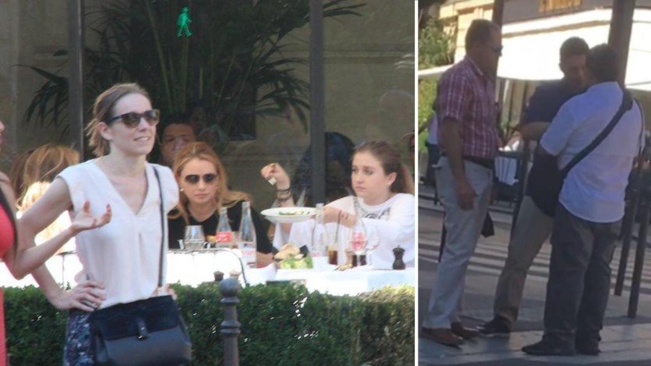 Amenazan a periodista en París que tomó fotos a Angélica Rivera