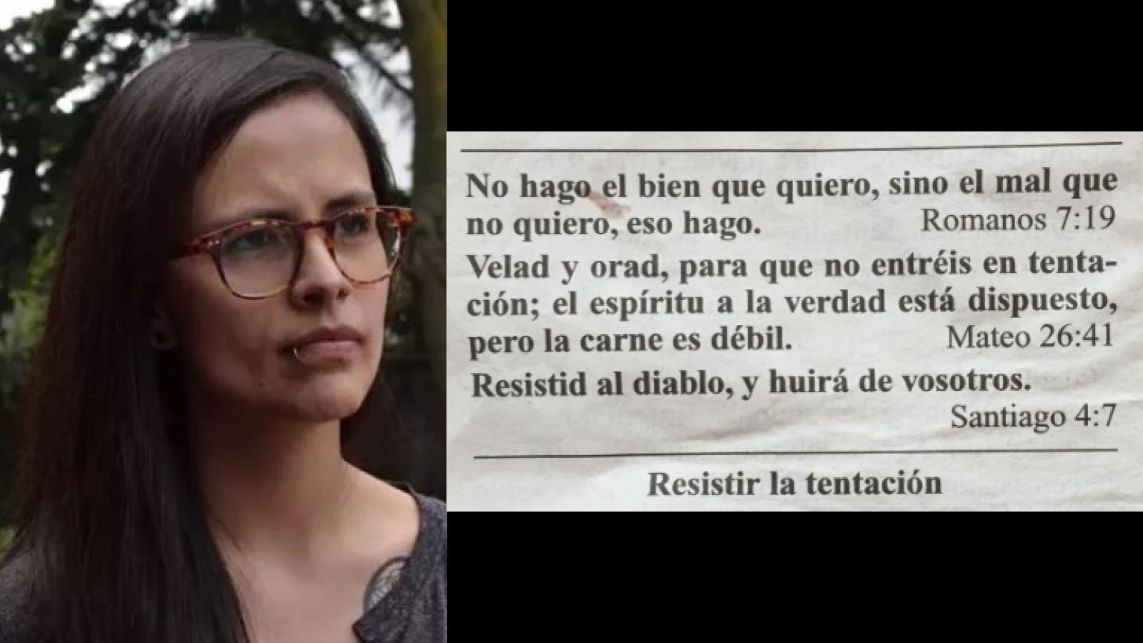 Lucía Riojas denuncia agresión por lesbofobia en CDMX