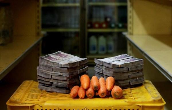 precio zanahoria Venezuela