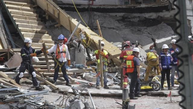 Inician reconstrucción tras 19S... solo en Santa Fe