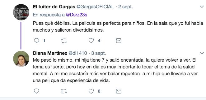 Ana y Bruno Pelicula Controversia Niños Clasificación A