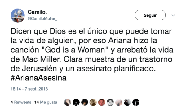 Ariana Grande, Mac Miller, Pareja, Muerte
