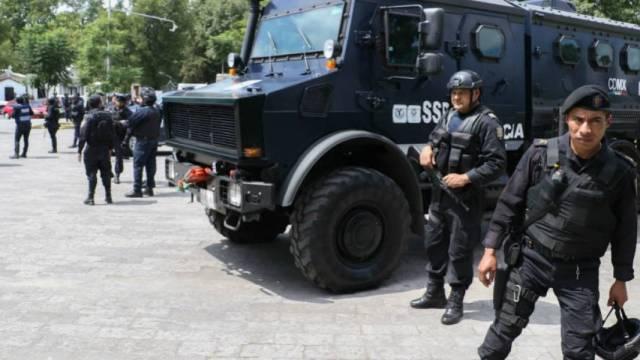 Policía de CDMX podrá usar fuerza letal, dice Amieva