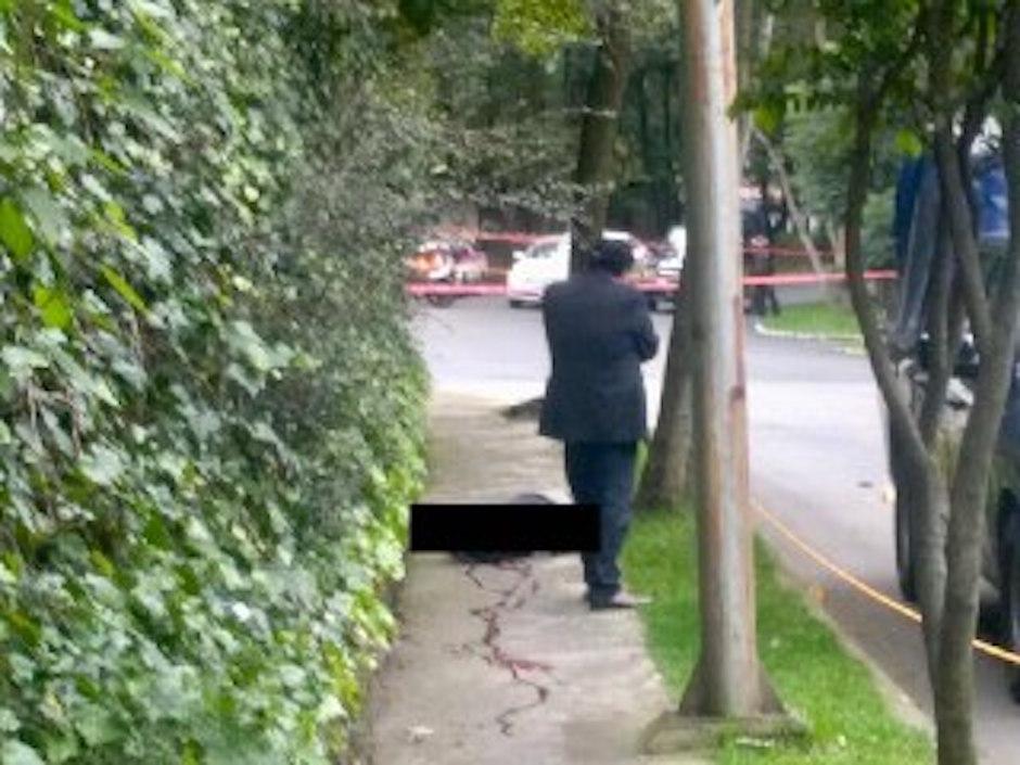 Balacera en Bosques de Las Lomas deja un muerto