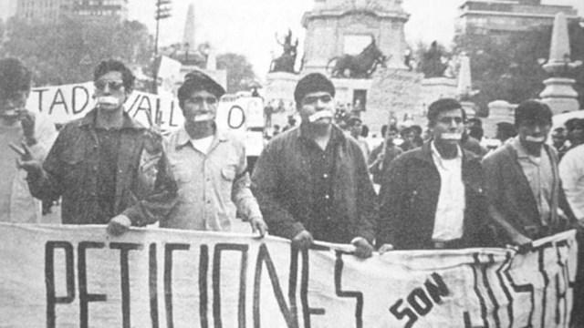 Cómo fue la Marcha del Silencio hace 50 años