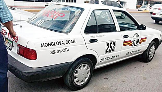Taxistas en Coahuila toman antidoping y salen ¿embarazados?