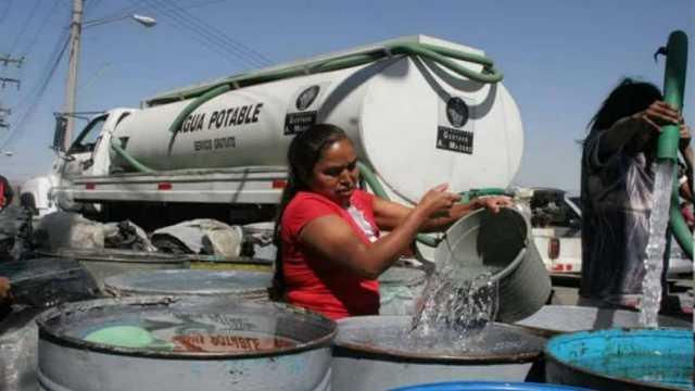 Media CDMX no tendrá agua por 5 días en dos semanas