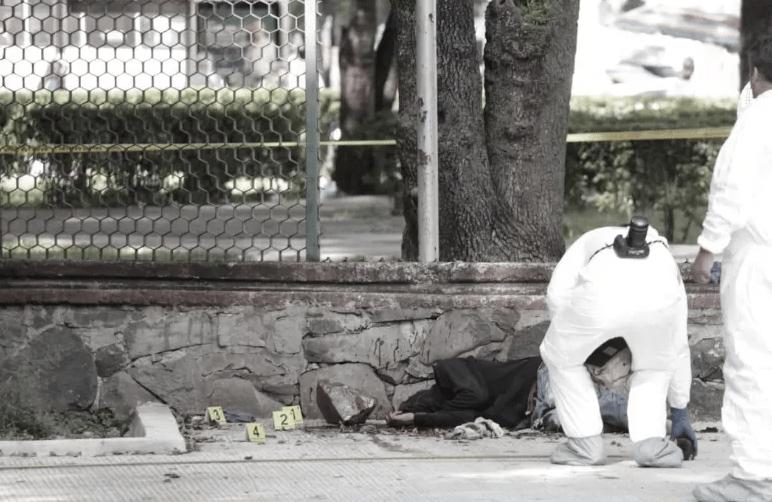 Asesinatos, Situación de Calle, Guadalajara, Jalisco